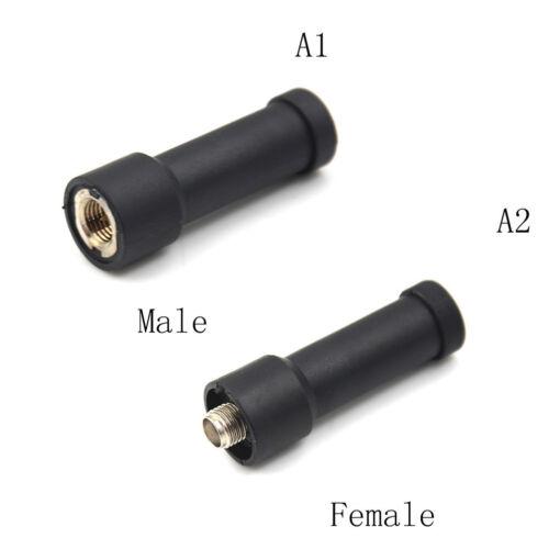 1Pc 2.4Ghz 2dbi antenna mini short 2.75cm rubber aerial SMA mal