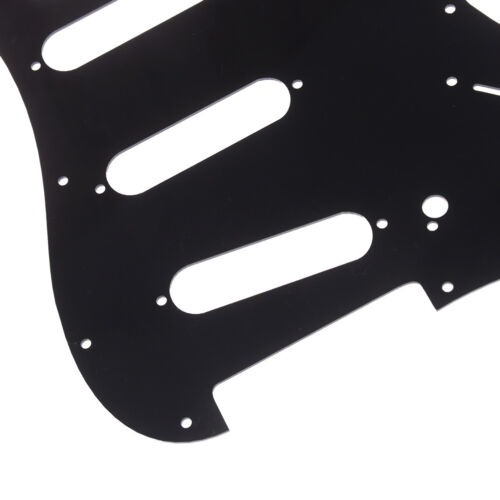 Electric guitar pickguard  plate for  strat stratocaster FO