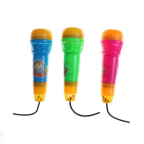 Echo Miniphone Mic Changeur De Voix Jouet Anniversaire Présent Fête Chan 2P1 5X