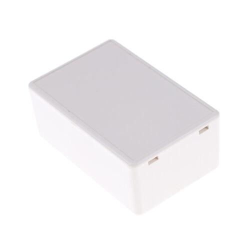Light Gray 70*45*30mm Plastic Enclosure Case DIY Junction Box 6