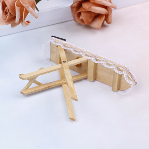 1:12 Dollhouse miniature iron with ironing board set classic furniture toys  SG 9