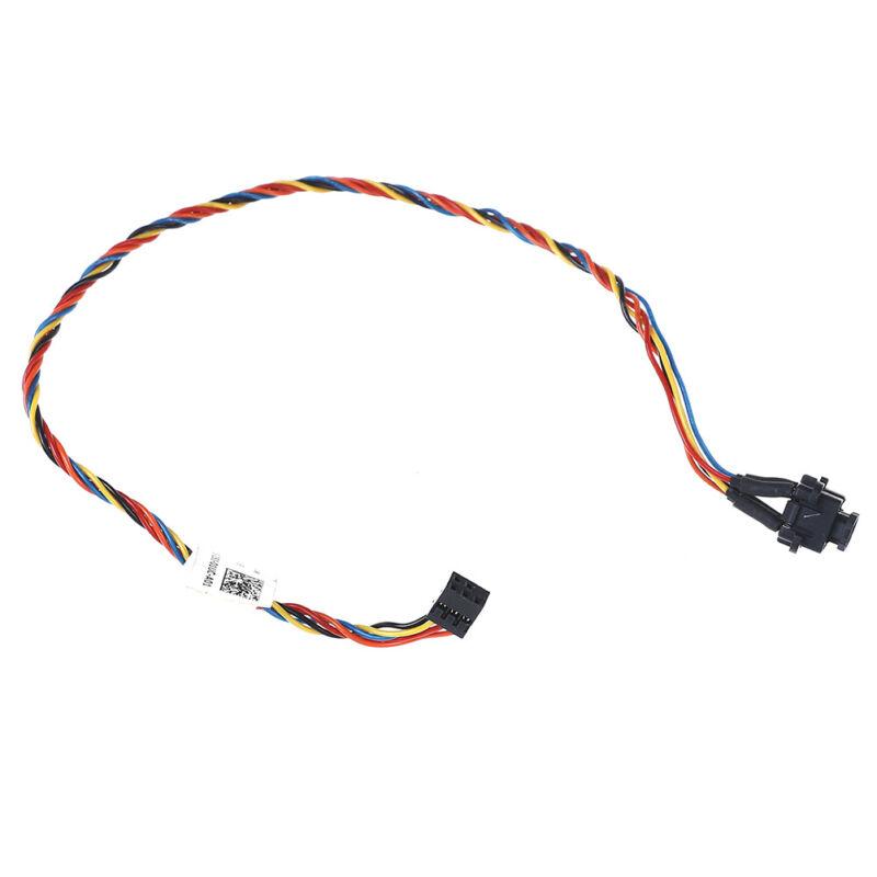 For dell optiplex 390 790 990 7010 MT SFF PC power button switch cable 30WGC /_WK