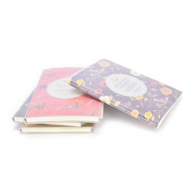 1X Charming Adorable Cartoon Small Notebook Handy Notepad Paper Notebook S6 4