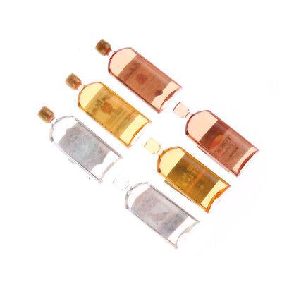 1:12 Dollhouse Home Decor 6PCS Doll House Miniature Accessories Bottles TEUS