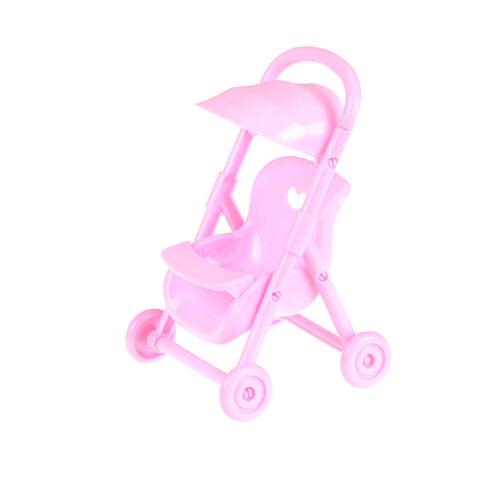 Kelly Doll Stroller Trolley Nursery Furnitures Toys Girl Gift NicHFUK