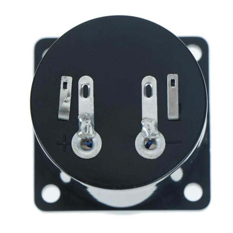 6-12V panel VU meter bulb warm back light recording audio level amp meter SPFR 9