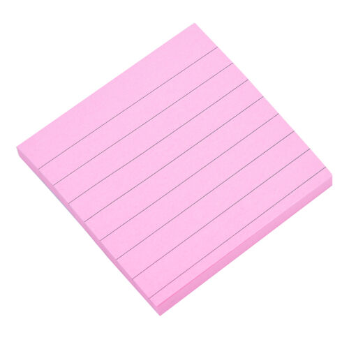 Sticky Notes Notebook Memo Pad Bookmark Paper Sticker Notepad Stationery Cl 8