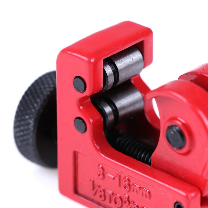 """Mini coupe-tube pour tuyaux 1/8 """"à 5/8"""" OD Cuivre Laiton Aluminium Outil de OFQ 6"""