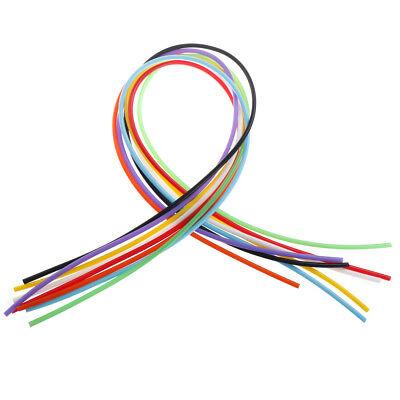 1M Dia 4*6mm Colorful Food Grade Silicone Tube Silicone Tube Hose Pipe TECA