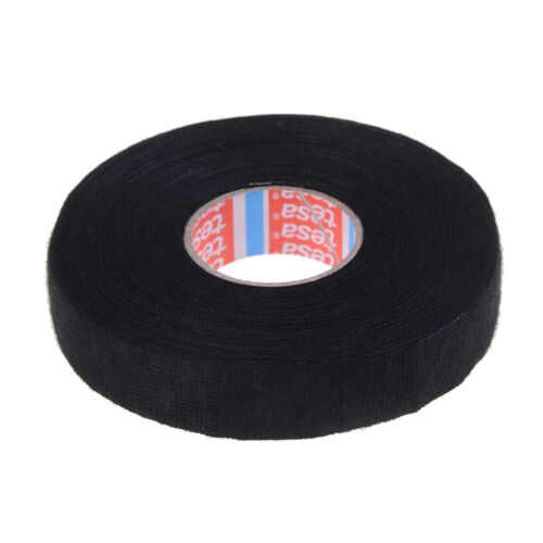 Tesa tape 51608 adhesive cloth fabric wiring loom harness 25m x 19mm gv