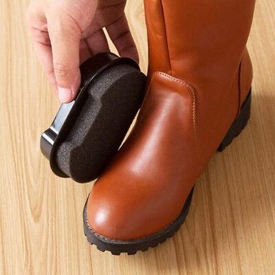 Nouveau Outils de nettoyage de brosse à éponge pour chaussures 2