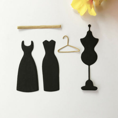 Dress hanger Design Metal Cutting Die For DIY Scrapbooking Album Paper Card PD 3