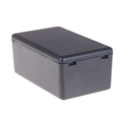 Black Waterproof Plastic Electric Project Case Junction Box 60*36*25mm new. 6