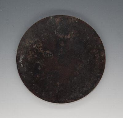 Stempelplatte für Brauereikrüge GASTHOF FUCHS Weismain wohl um 1910 2