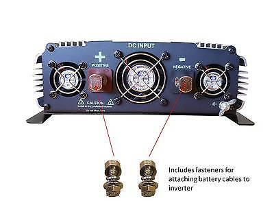 VertaMax 3000 Watt (6000W) Pure Sine Wave Power Inverter 12V Battery RV, Solar 3
