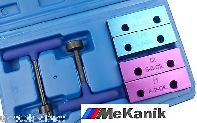 Alfa Romeo Timing Locking Tool Kit Petrol Twin Spark 1.4, 1.6, 1.8, 2.0 16v