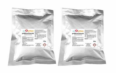 pH Minus Granulat / pH Senker Granulat / pH Wert Senker in 19 versch. Größen 4