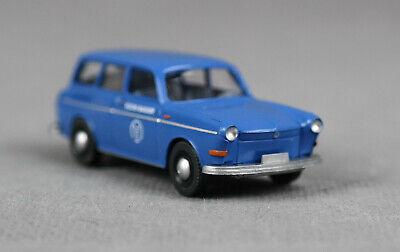"#004203 1:87 Wiking VW 1600 Variant /""Fuchs/"""
