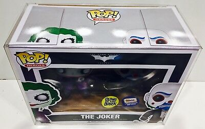2 Box Protectors for various FUNKO POP! 2 PACKS.  PLEASE READ DESCRIPTION! cases 7