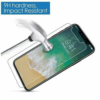 Tempered Glass Screen Protector & Cover For iPhone XS Max XR XS 11 Pro SE 2020 4