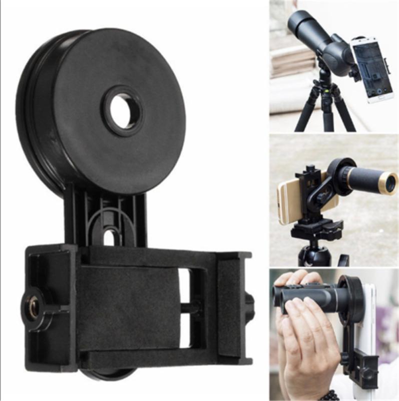Universal Cell Phone Camera Adapter w/ Eyepiece For Binocular Spotting Scoping 2