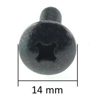 Fairing screws Gilera Runner Piaggio Nrg Tph Typhon Vespa Sfera Zip bolts clips
