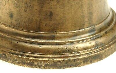Originaler Massiver Glocken Mörser Bronze Deutsch Um 1580 Sächsische Sammlung 5