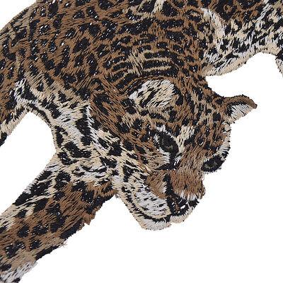 Patches Leopard Panter DIY Aufnäher Kleidung Jeans Flicken Deko 2stk Patch Chic 4