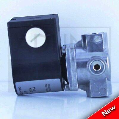 "Commercial Kitchen Gas Interlock Kit 1"" Gas Solenoid Valve & 28Mm Adaptors 7"