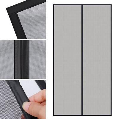 Schellenberg Insektenschutz-Magnetvorhang Türen-Fliegengitter mit Magnet DE 3