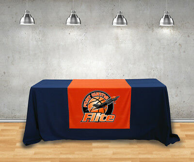 Custom Printed Table Runner For