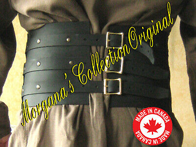 Medieval Celtic Viking Barbarian Bracers with Celtic Concho