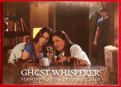 GHOST WHISPERER - Seasons 3 & 4 - Complete Base Set (72 cards) - Breygent 2010 10