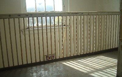 Wought iron stair railings w/pine cap, Greenbrier High School, Ronceverte, WV 3