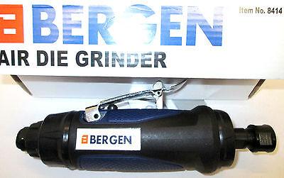 "1/4"" Air Die Grinder Composite Body By Bergen  8414 Grinding Cutting 4"