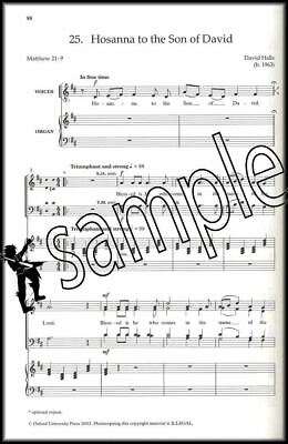 The New Oxford Easy Anthem Book Vocal Choral Sheet Music SATB SAME DAY DISPATCH 3