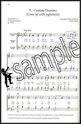 The New Oxford Easy Anthem Book Vocal Choral Sheet Music SATB SAME DAY DISPATCH 2