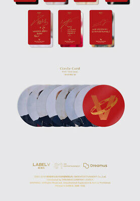 WAYV TAKE OVER THE MOON 2nd Mini Album CD+POSTER+Photo Book+2p Card K-POP SEALED 8