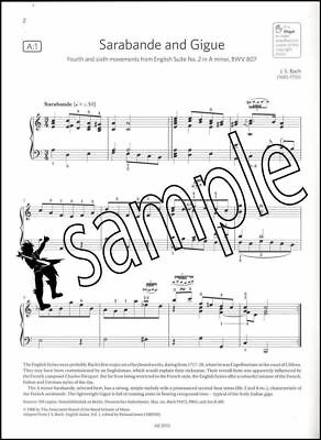 ABRSM Piano Exam Pieces 2019 2020 Syllabus Grade 8 Sheet Music Book Tests Songs 2