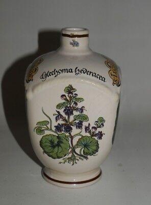 Alte Ulmer Keramik Flasche, Apothekerflasche Apothekergefäß Krug 3