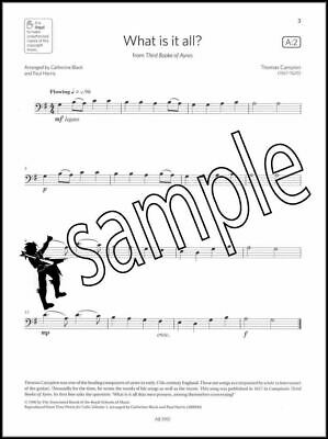 Cello Exam Pieces 2020-2023 Grade 4 Score /& Part ABRSM Tests SAME DAY DISPATCH