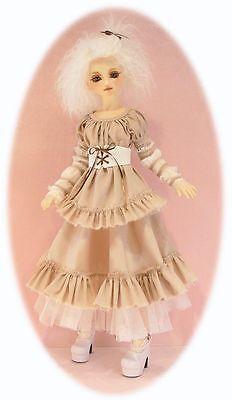 Gracefaerie pattern 47; Ballet Tutu with corset for SD 1//3 /& MSD 1//4 size BJDs