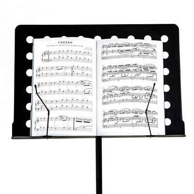 Adjustable Height Music Stand Note Holder Base Tripod Orchestral Conductor Sheet 3