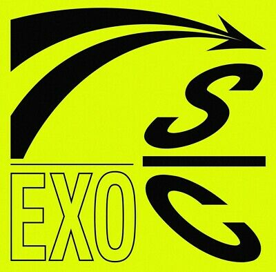 EXO-SC WHAT A LIFE Mini Album CD+POSTER+P.Book+2Card+F.Poster+N.Tag+Sticker+GIFT 3