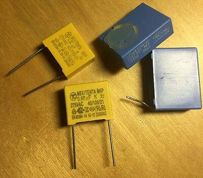 Nespresso Repair kit 680nM275V-X2 capacitor, 2 tools and 6 screws