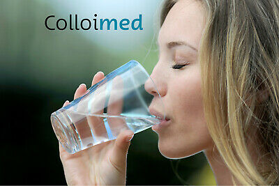 "Colloimed Kolloidales Silber 25ppm - ""Silberwasser Absolute"" Ag 99,99% - 500 ml 5"