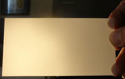 THIN RECTANGULAR ALUMINA CERAMIC SHEET  No.: 110 10