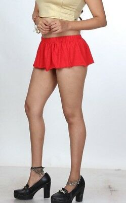 300775722eea37 ... Just Short Skirt 8 inch Red Divas Micro Mini Skirt Stretchy Women Mini  Skirt 002 8