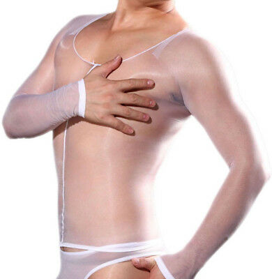 Body Bodystocking Bodysuit Bodyshirt Pantyhose offen SCHWARZ für sie ihn unisex