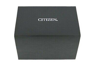Citizen Men's Quartz Chronograph Black Multi Dial Bracelet 42mm Watch AN3645-51E 5